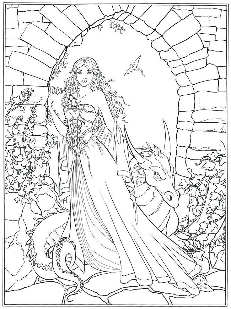 malvorlagen fantasy fantasy malvorlagen für erwachsene