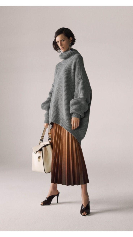 Photo of Givenchy PreFall AW 2019/20 | Moda con faldas largas, Moda