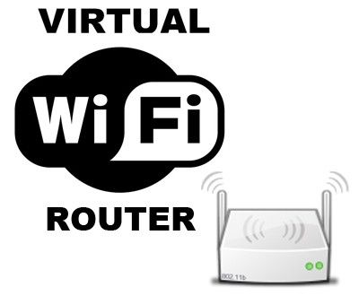 Virtual Wifi Router Download For Windows 7,8 | Places to Visit