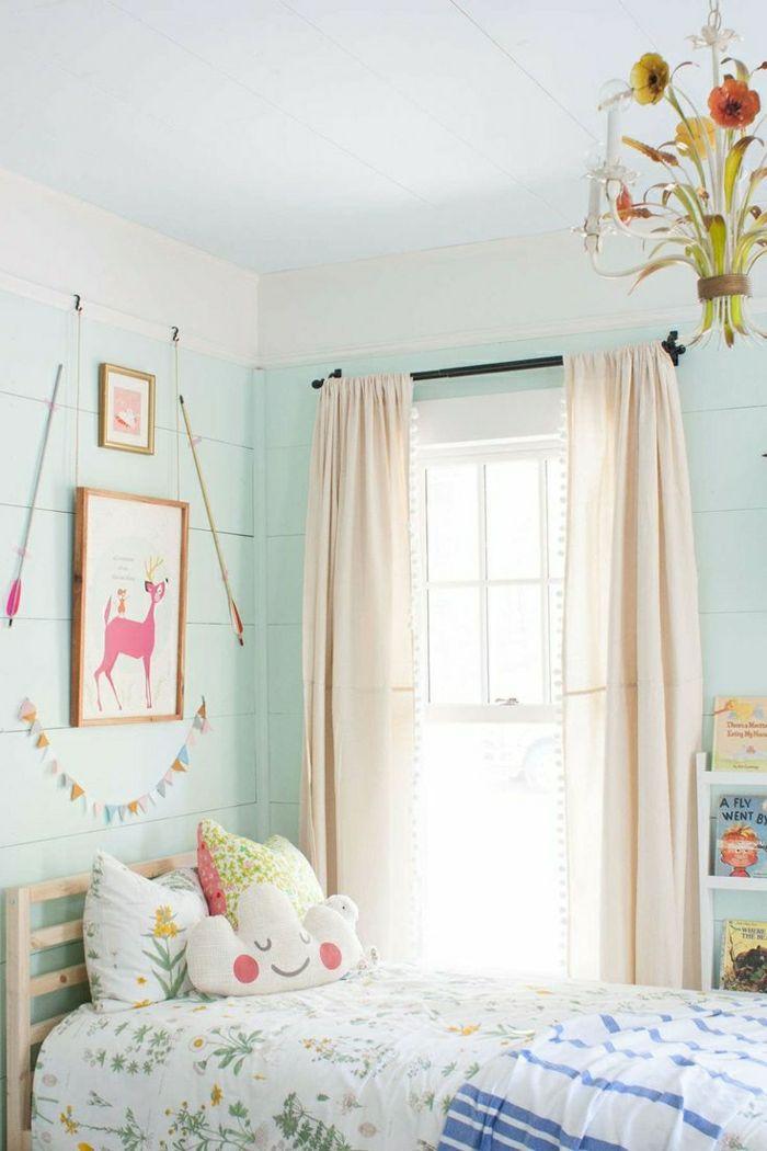 Idées en 50 photos pour choisir les rideaux enfants | decoration d ...