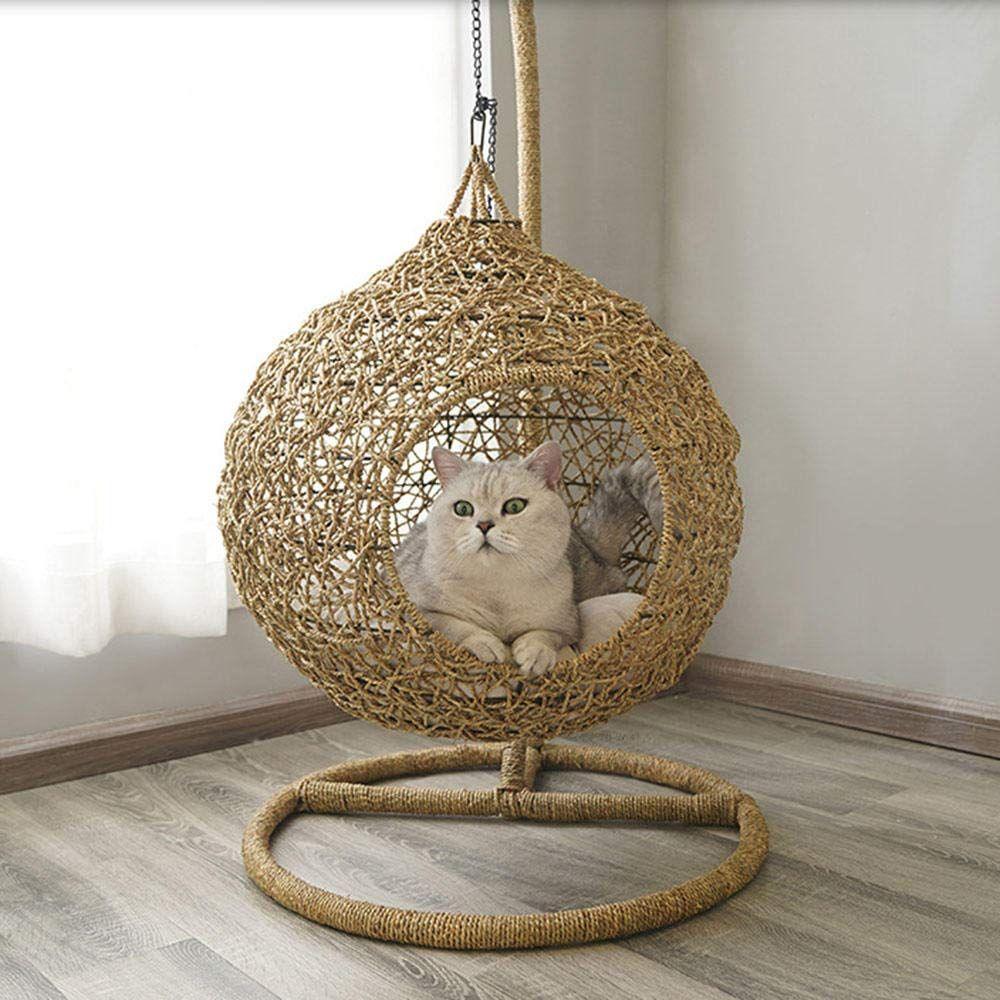 Four Seasons Universal Rattan Indoor Indoor Pets Indoor Cat Cat Bed