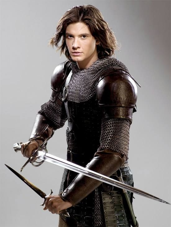 Prince Caspian This Is How I Imagine His Face Was When