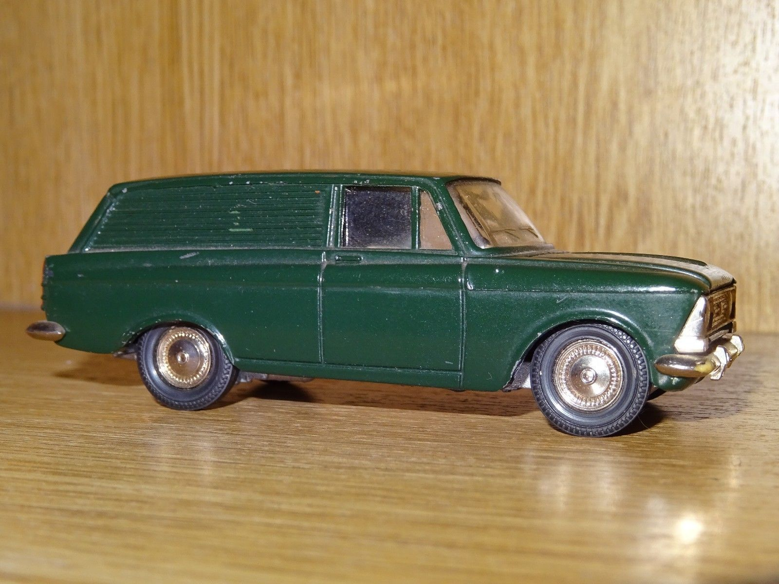Ebay 1 Euro Ussr Moskvitch 433 Model A 5 Scale 1 43 In Novoexport Box Read