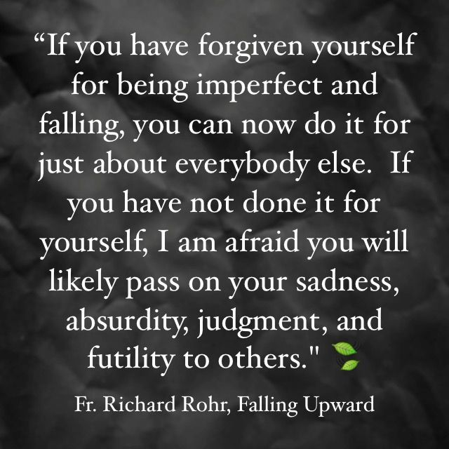 richard rohr forgiveness