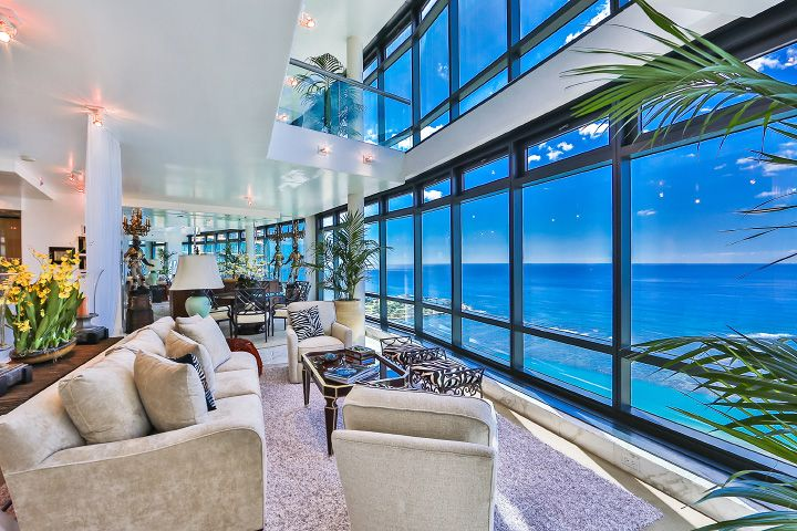 55M Price Tag For Rare Honolulu Penthouse