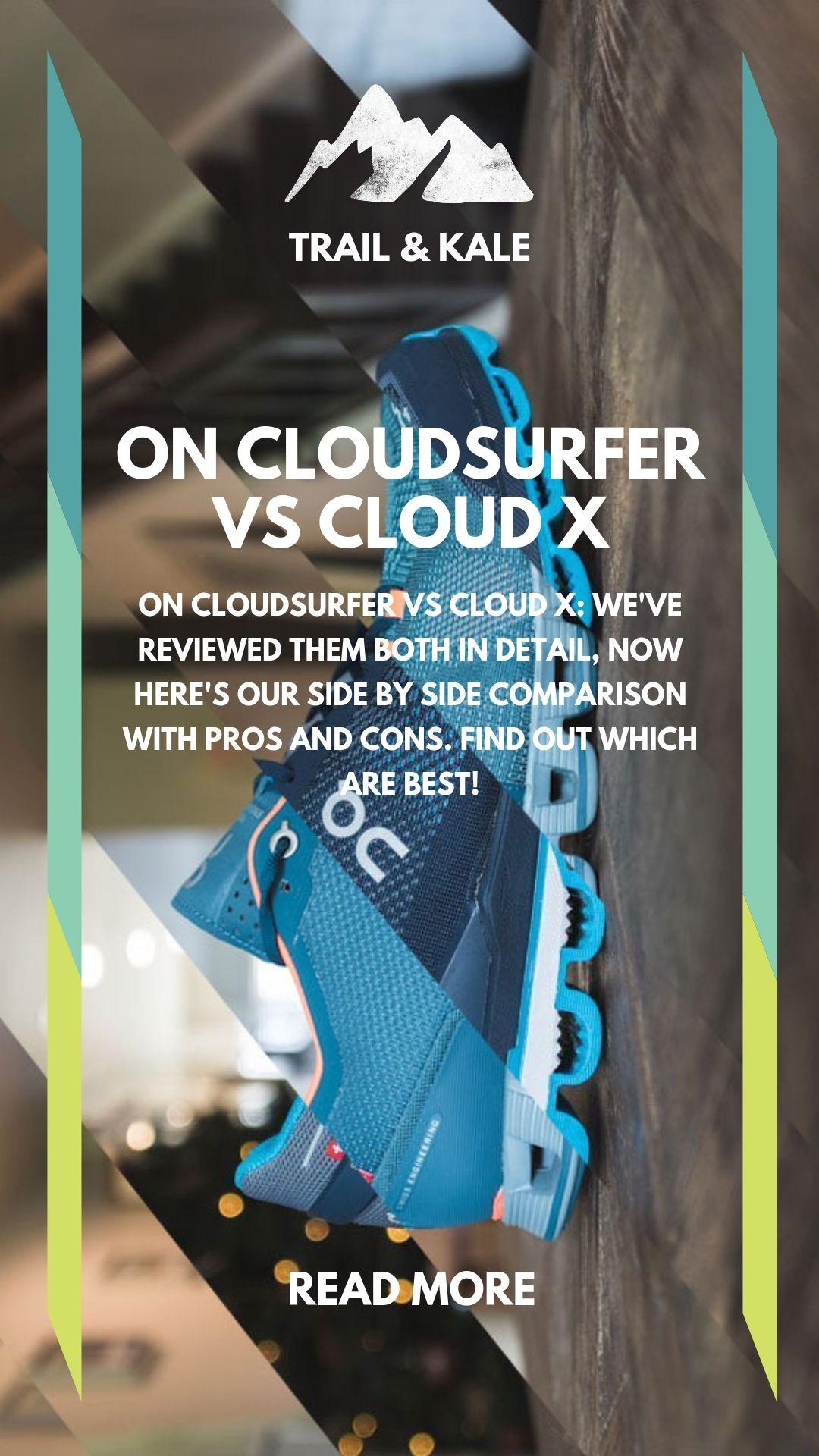 on cloudsurfer 2019