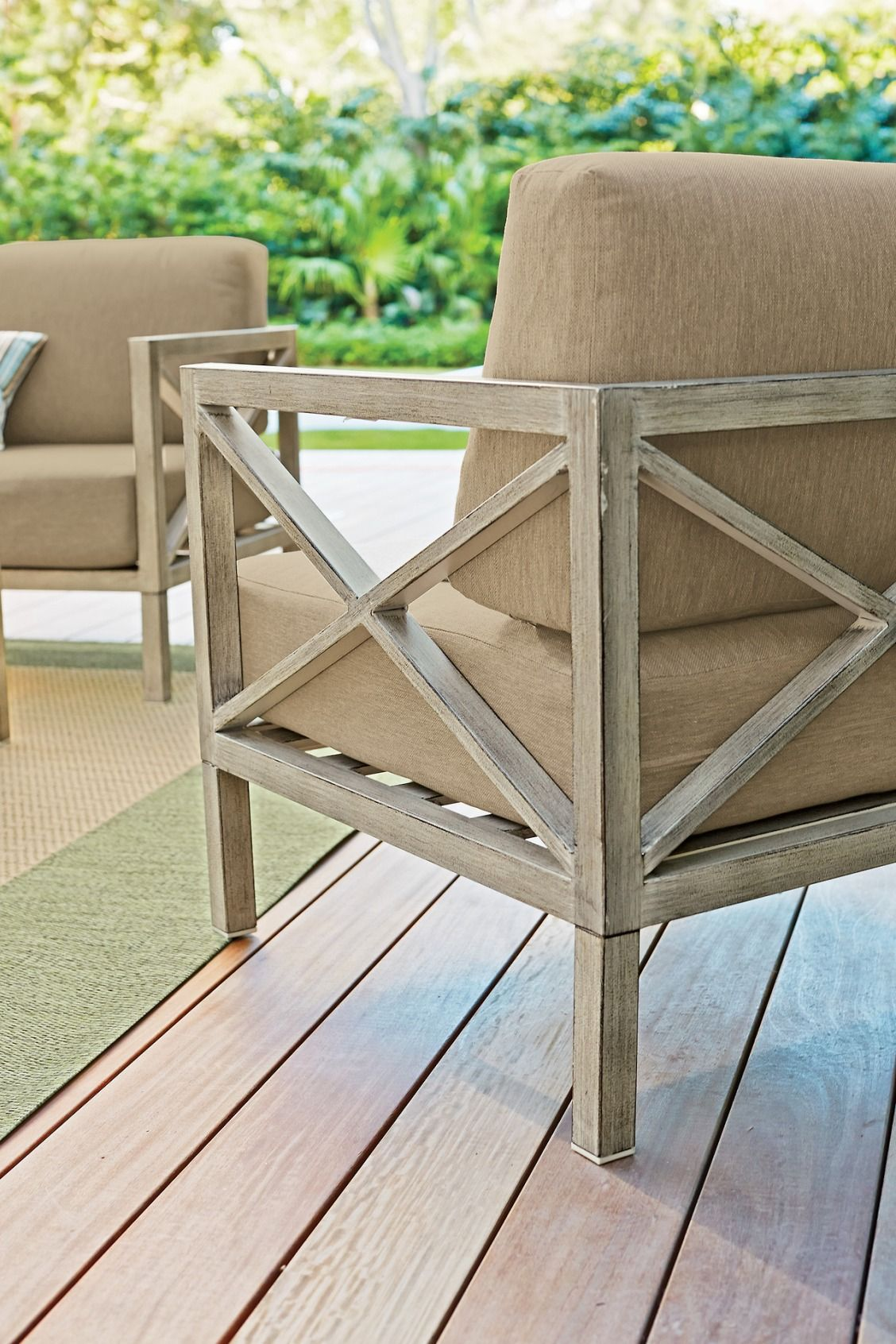 Keep It Simple Outdoor Furniture With Minimalist Style Simply Stunning