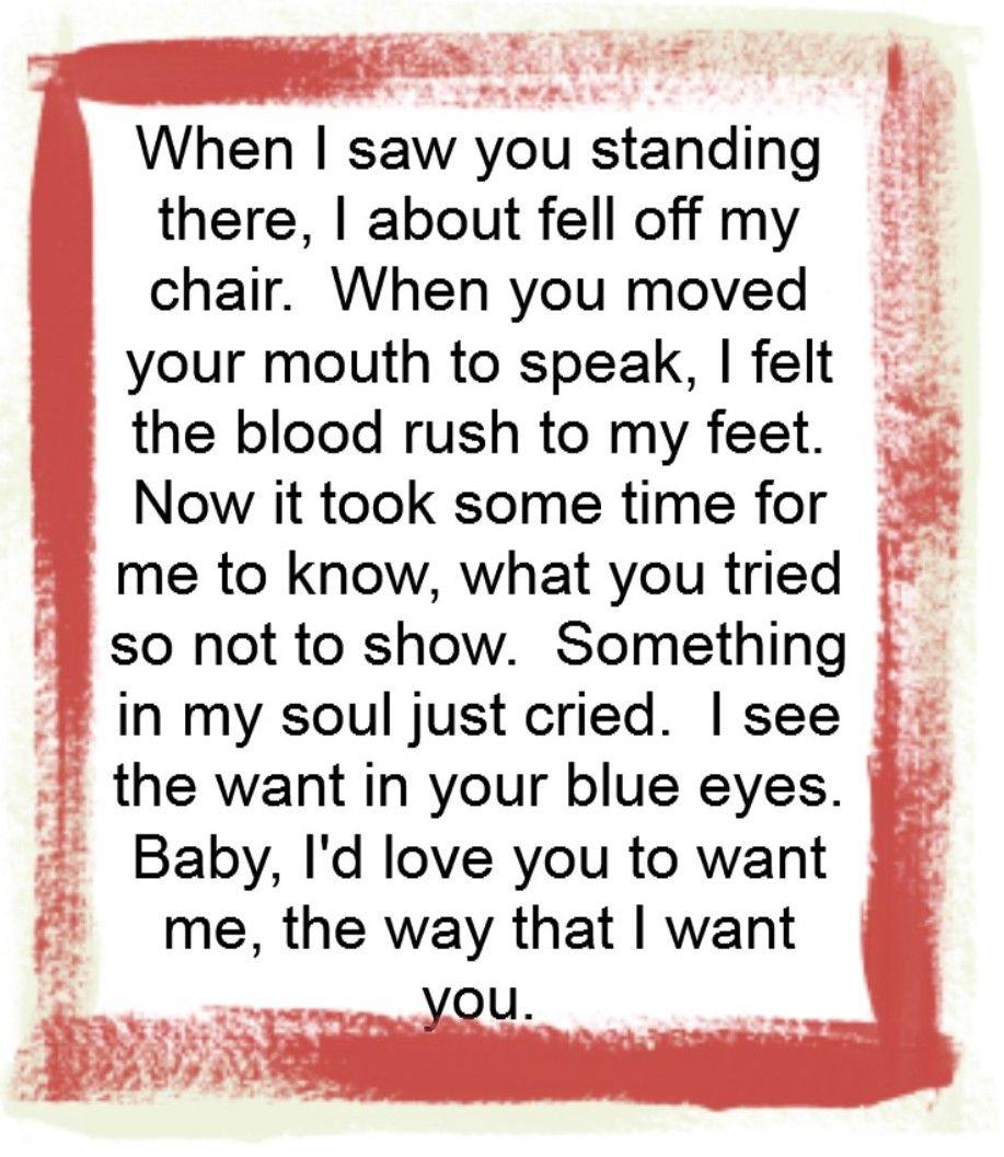 Lobo I'd Love You to Want Me song lyrics, music lyrics