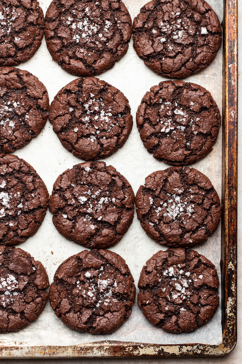 Easy vegan chocolate cookies Recipe (With images