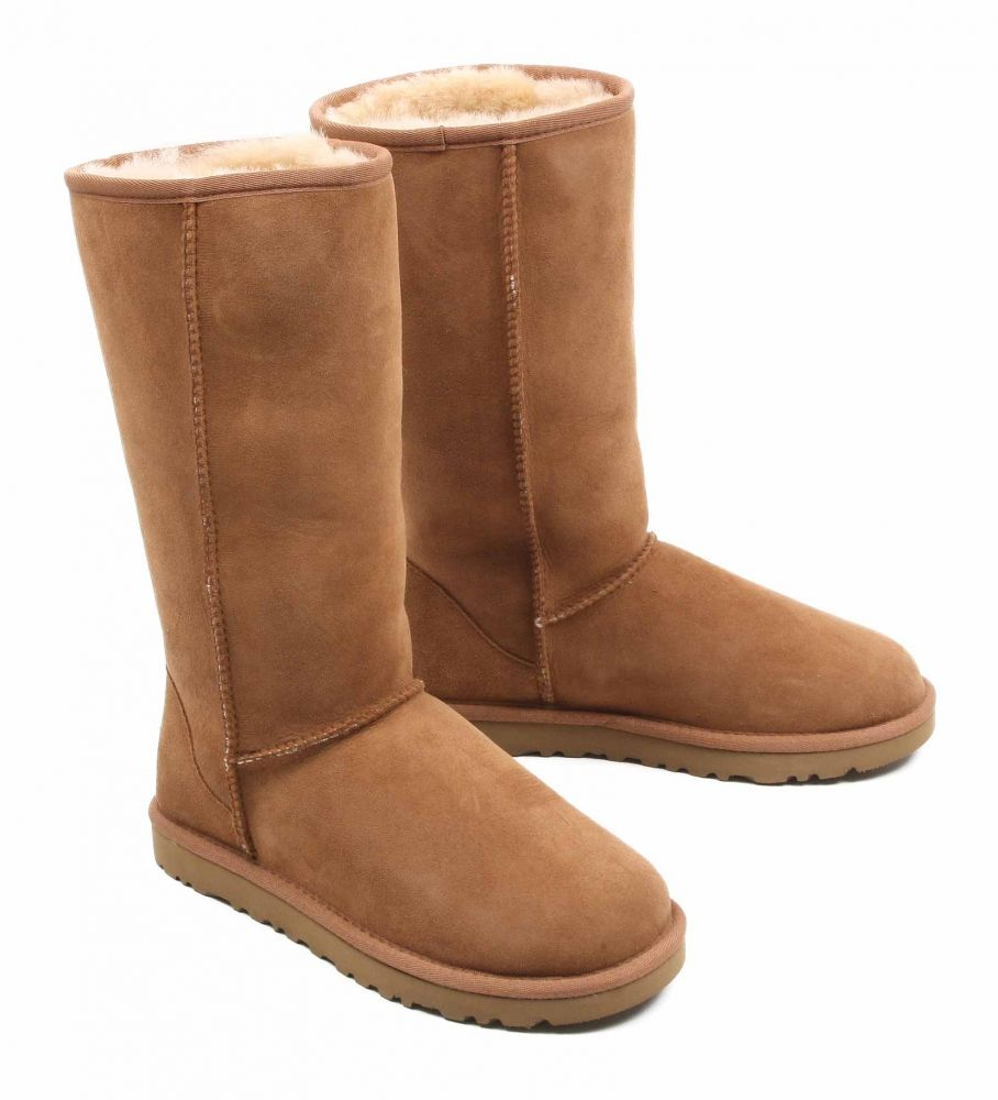 Ugg Boots Classic Tall Chestnut. Love it ❤️