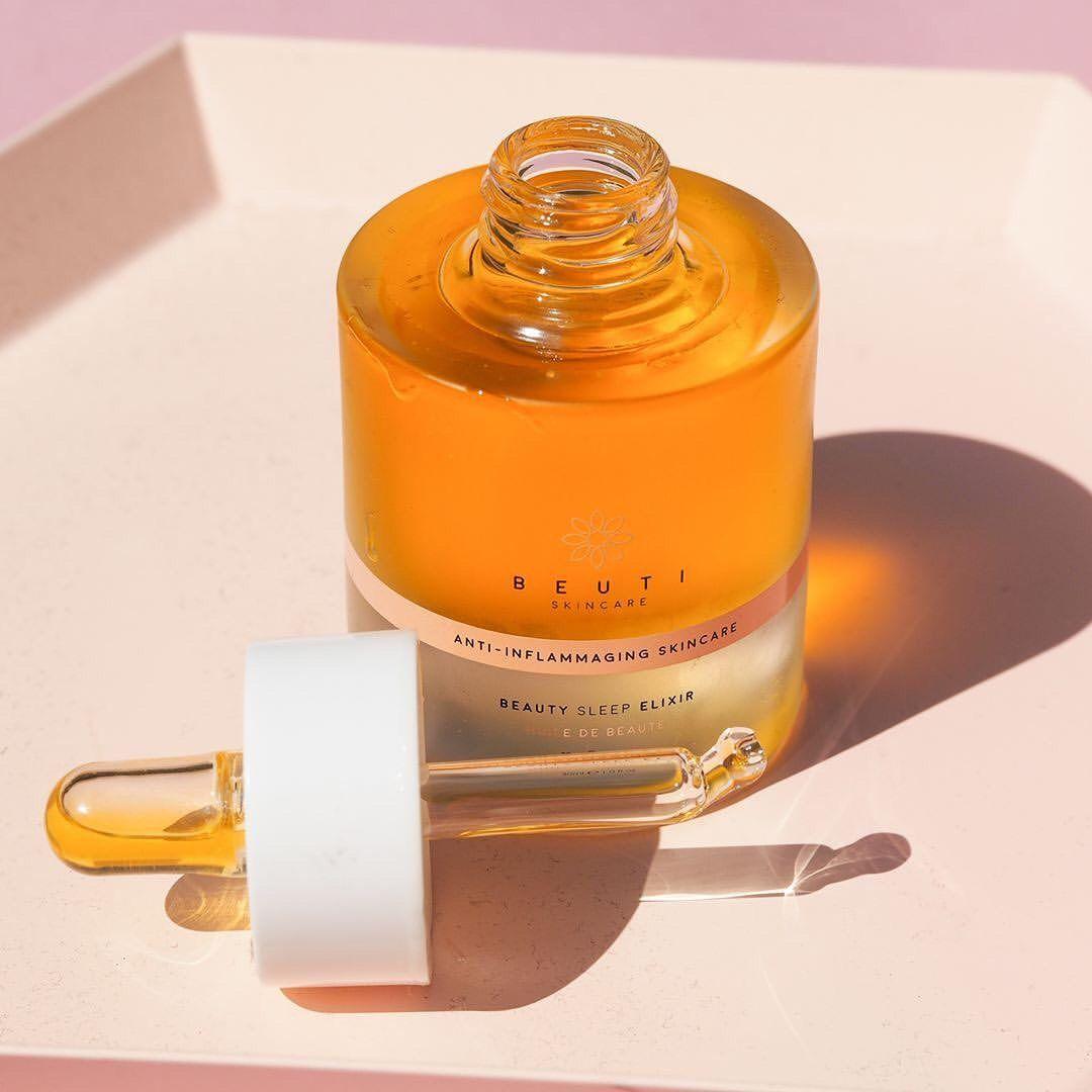 Beuti Skincare Beauty Sleep Elixir In 2020 Beauty Skin Care Skin Care Cosmetics Ingredients