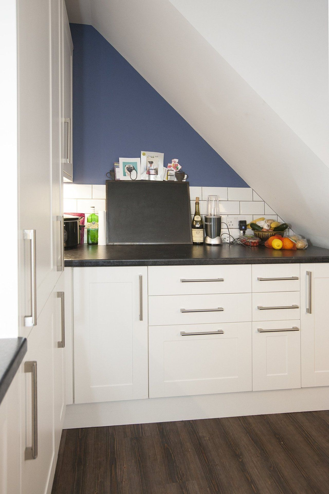 Paul & Katie's Modern Eclectic London Flat Beauteous Kitchen Design For Flats Inspiration Design