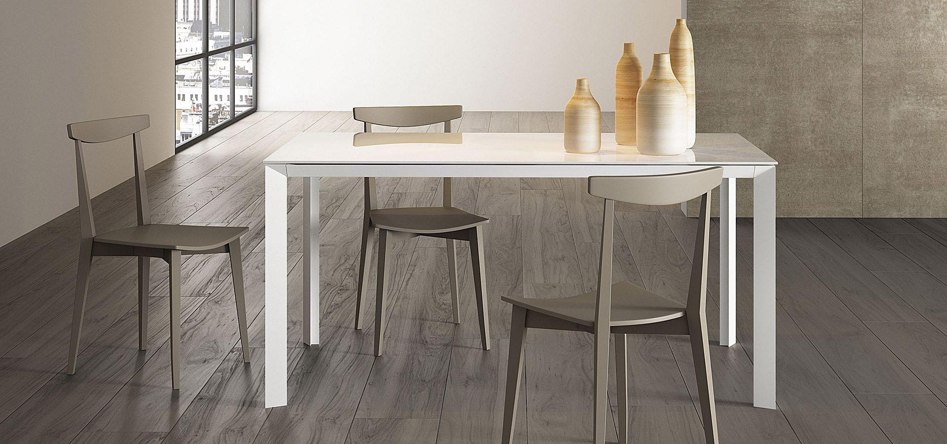 Pin by arredo3 on tavoli moderni pinterest - Tavolo eclisse calligaris ...