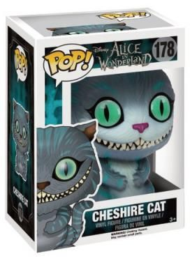 "Alice In Wonderland Figurines ""Funko Pop! - Cheshire Cat 178"" • EMP"