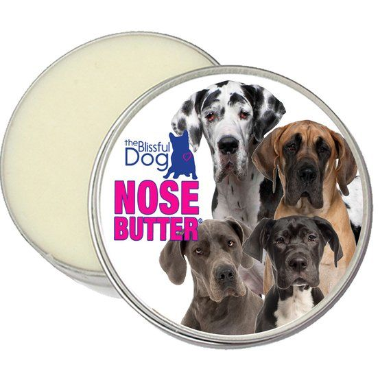 Great Dane Nose Butter Handcrafted All Natural Moisturizing Balm