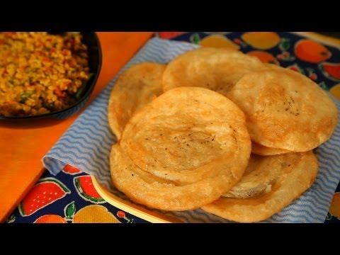 Pakistani Bread Recipes For Katlama By Vahchef