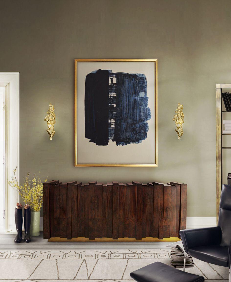 Erstaunliches Kunst Möbel Design Für Das Perfekte Einrichtungsideen |  Minimalismus Design | Pantone Farben | BRABBU · Modern SideboardSideboard  ...