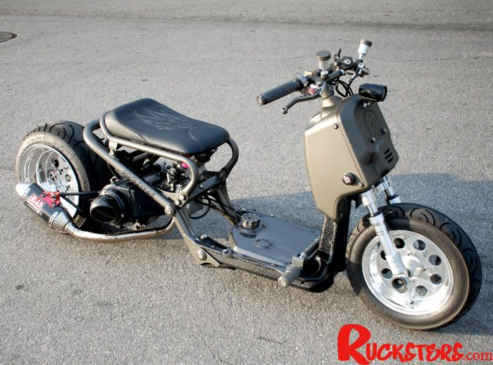 Scooters For Sale Rucksters