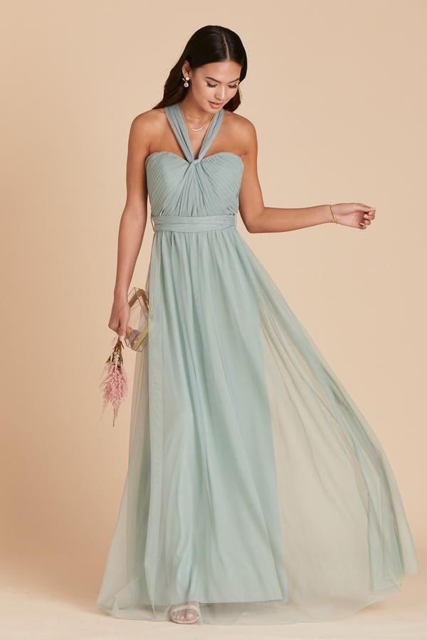 52cb5c05c88 Birdy Grey Christina Convertible Dress - Sage