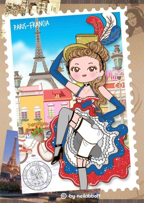 Paris by neilabbott