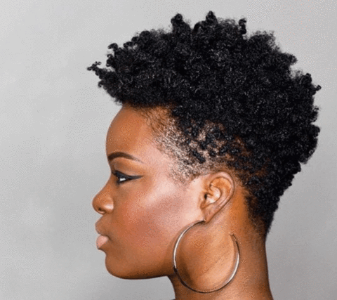 How to style short afro hair Seven delightful ways to