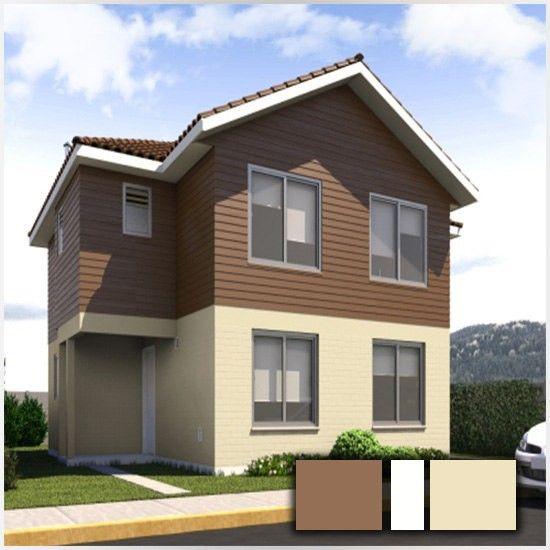 Colores para exteriores de casas 2016 550 550 for Colores modernos para exteriores