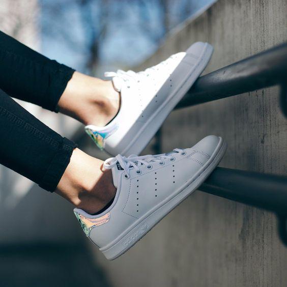 Adidas Stan Smith Holographic | Fashion | Pinterest | Adidas stan smith,  Adidas stan and Stan smith