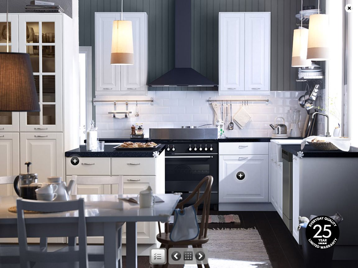 Kitchen Beautiful Black And White Ikea Kitchen Design Services With White Wood Kitchen Cabinet A Modern Ikea Kitchens Ikea Kitchen Design White Ikea Kitchen