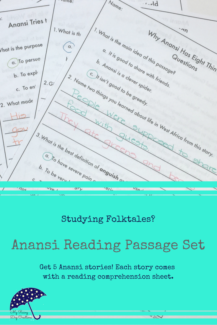 Are You Teaching Folktales And Fables African Folktales Are A Must For Any Reading Comprehension Passages Reading Comprehension Practice Comprehension Passage [ 1102 x 735 Pixel ]