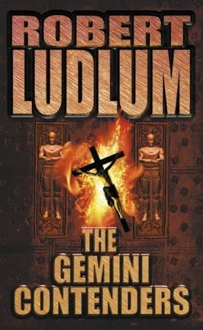 Natalie S Reading The Gemini Contenders By Robert Ludlum Robert Ludlum Adventure Novels Gemini
