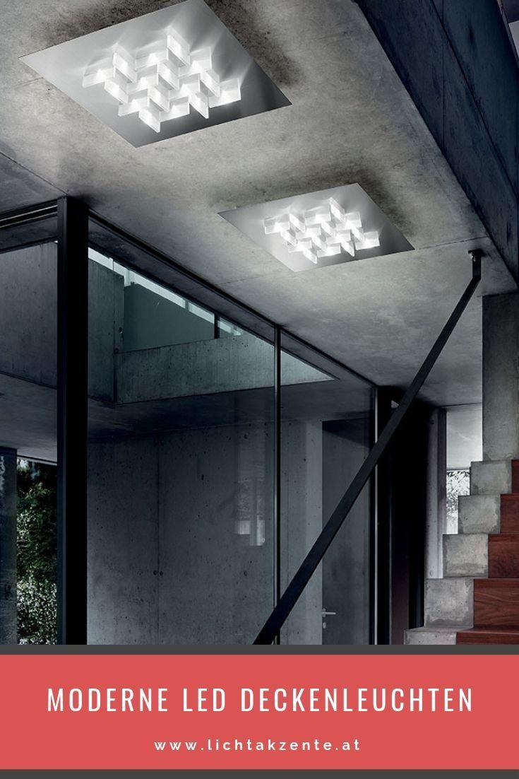Braga LED Deckenleuchte Cristalli PL60 | Led deckenlampen