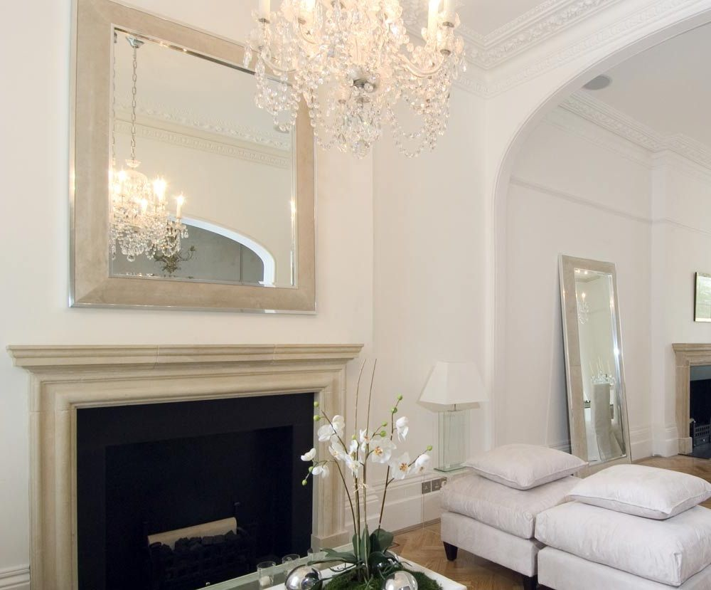 LUXE Ivory Shagreen Mirror Enjoy & Be Inspired More Beautiful ...
