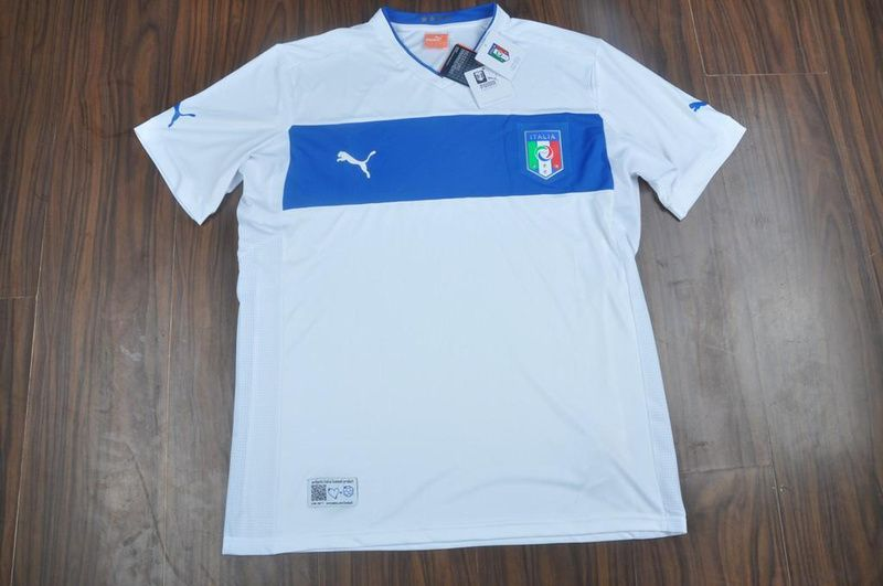 on sale 78abf 4c701 12/13 italy away jersey Thailand quality and wholesale price ...