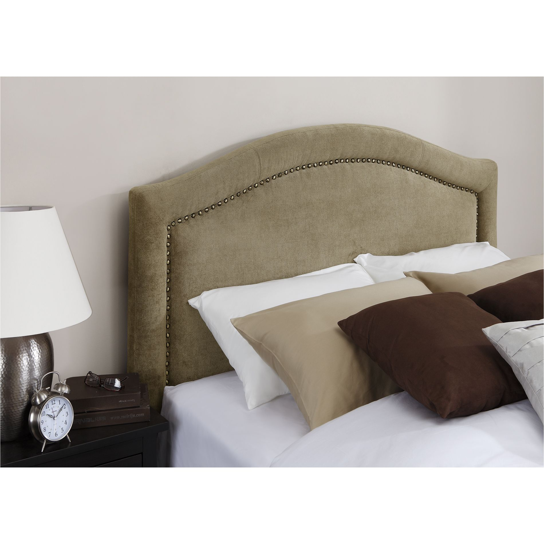 Sears Furniture Bedroom Dorel Signature Addison Stone Headboard Available In Full Queen