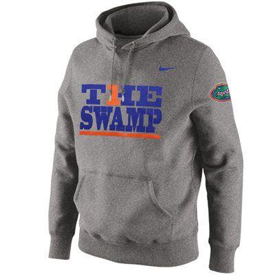 Nike Florida Gators Local Pullover Hoodie Ash Fanatics