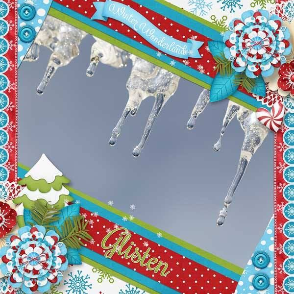 Layout using {WInter Whimsies} Digital Scrapbooking Collection by Just So Scrappy http://store.gingerscraps.net/Winter-Whimsies-Digital-Scrapbooking-Bundled-Collection.html #digiscrap #digitalscrapbooking #justsoscrappy #winterwhimsies