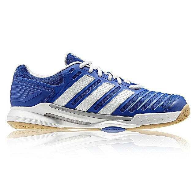 Adidas Adipower Stabil 10 in Blue and Gray  2709841e877b4