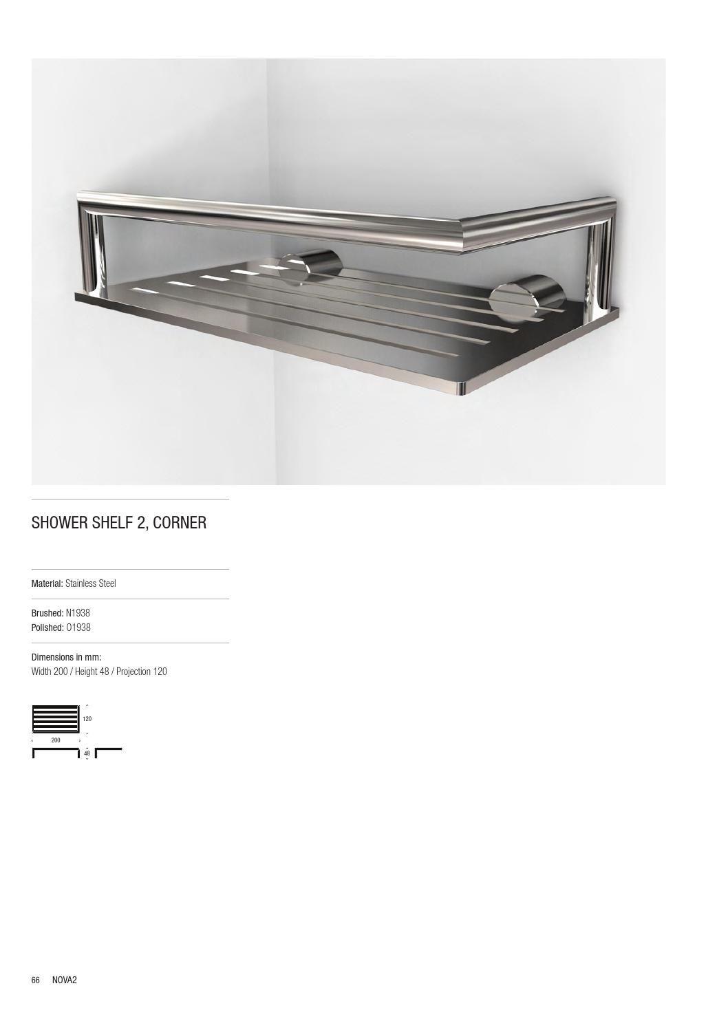 Frost nova2 #bathroom #accessories | FROST NOVA2 Collection ...