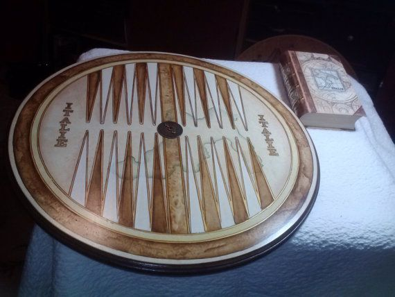 Italy backgammon with old world map design awesome game boards italy backgammon with old world map design publicscrutiny Choice Image