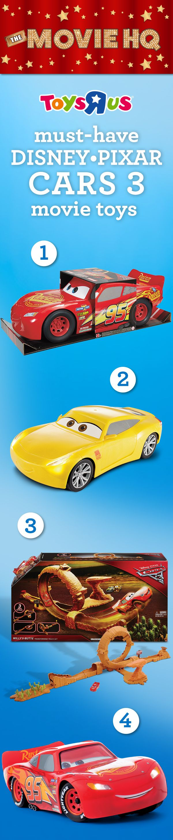 toys r us has the most disney pixar cars 3 toys anywhere get your