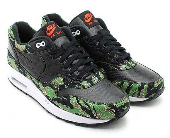 "sale retailer a6065 ad9c7 atmos x Nike Air Max 1 ""Animal Camo"" Pack"