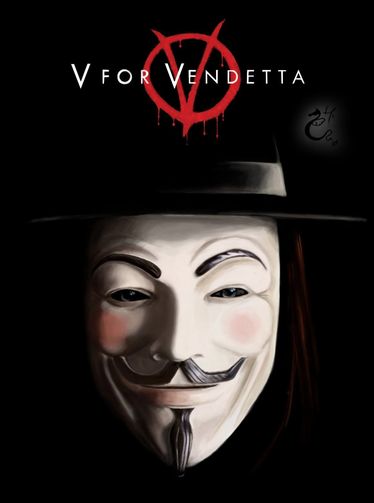 V De Vinganca V For Vendetta James Mcteigue V De Vinganca