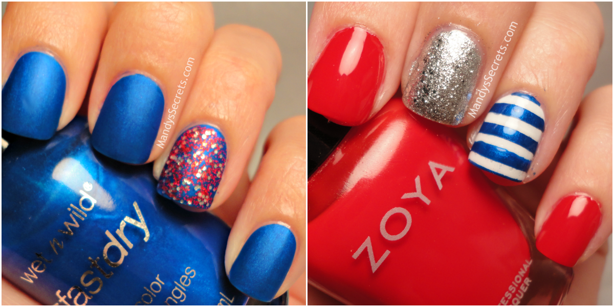 4th of JULY NAILS | Nailed It! | Pinterest