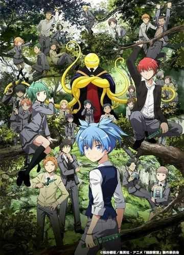 Animes-Mangas-DDL   Ansatsu Kyoushitsu (Assassination Classroom) S2 14 VOSTFR