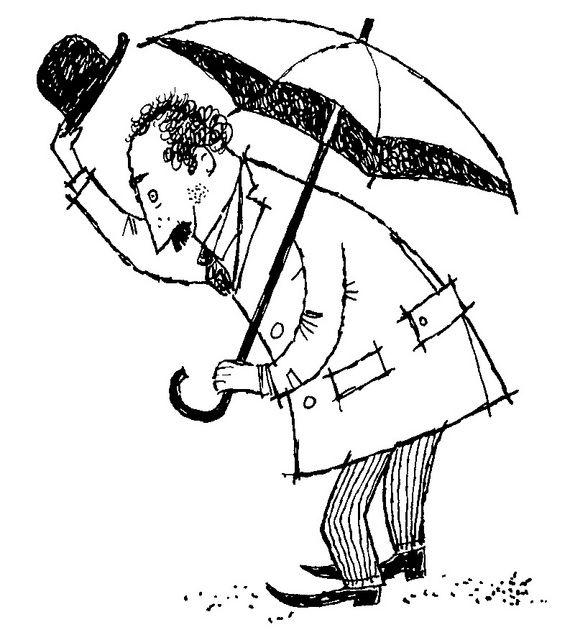 Jim Knopf Und Die Wilde 13 Illustration Regenschirm Kunst Die Wilde 13