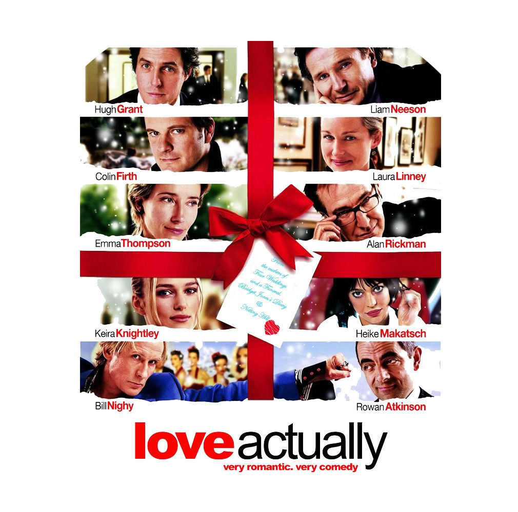 Love Actually Yes Please Love Actually Movie Best Christmas Movies Romantic Movies