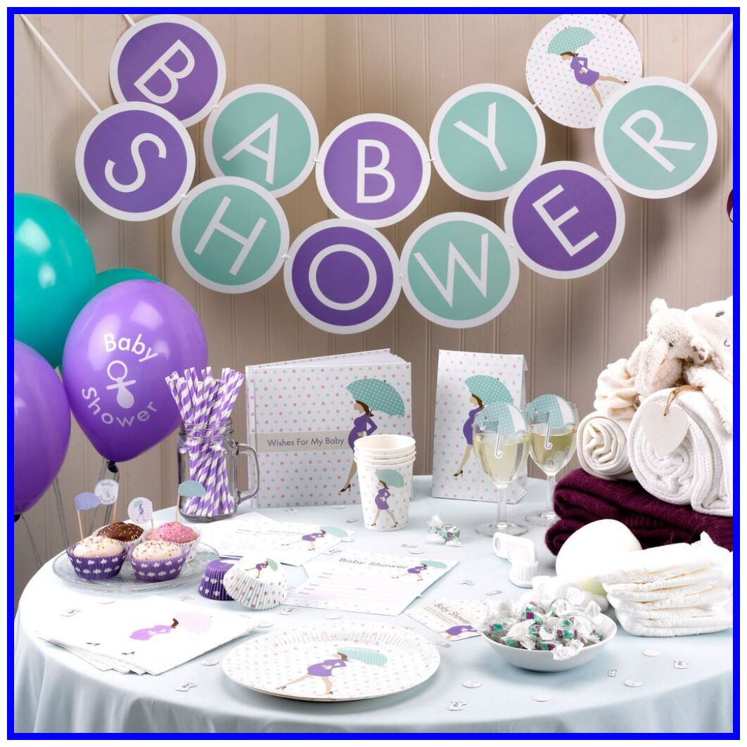 58 Reference Of Simple Baby Shower Ideas At Home In 2020 Homemade Baby Shower Decorations Baby Shower Decorations Diy Baby Shower Decorations