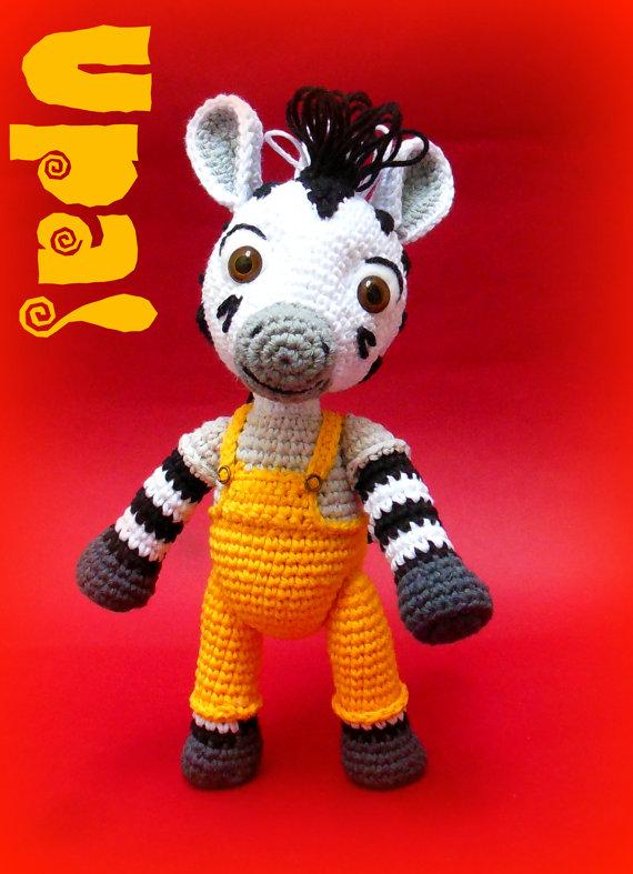 Zou the little zebra amigurumi crochet dolls pinterest zou the little zebra amigurumi pattern available to purchase dt1010fo