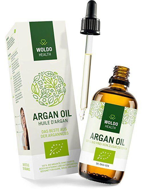 WoldoHealth 100% Aceite de Argán orgánico puro de Marruecos las uñas ...