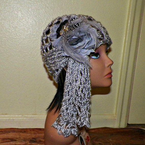 9b7b05030 On Sale Headband And Hat Cloche Beanie by wildirishrosecrochet ...